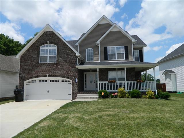Rental Homes for Rent, ListingId:34372883, location: 3578 Southwood Drive Clarksville 37042