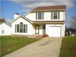 Rental Homes for Rent, ListingId:34410769, location: 2163 Bauling Ln Clarksville 37040