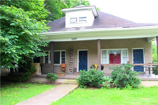 Rental Homes for Rent, ListingId:34426773, location: 1200 Chester C Nashville 37216