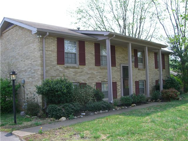 Rental Homes for Rent, ListingId:34468984, location: 331 Kimbrough Rd Clarksville 37043