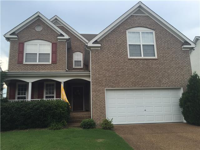 Rental Homes for Rent, ListingId:34505114, location: 3008 Romain Trail Spring Hill 37174