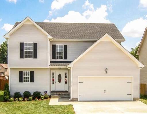 3719 Suiter Rd, Clarksville, TN 37040