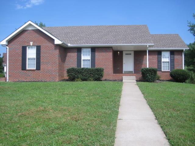Rental Homes for Rent, ListingId:34547301, location: 316 Cedar Point Court Clarksville 37043