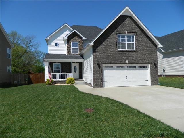 Rental Homes for Rent, ListingId:34547143, location: 3582 Southwood Dr Clarksville 37042