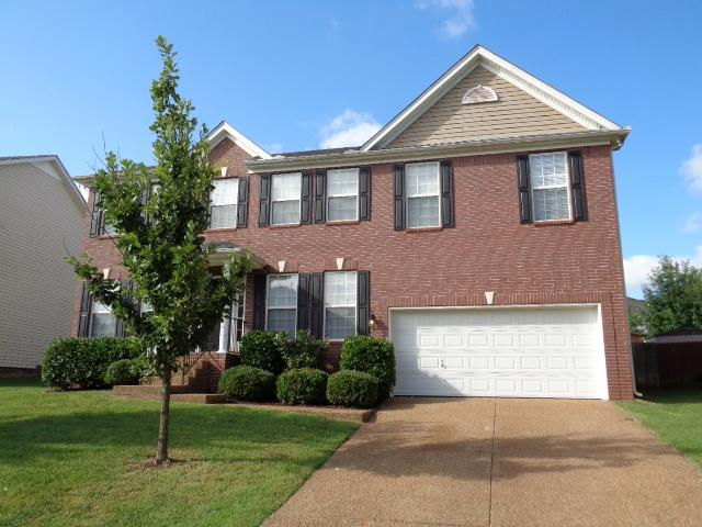 Rental Homes for Rent, ListingId:34566085, location: 1894 Bailey's Trace Spring Hill 37174