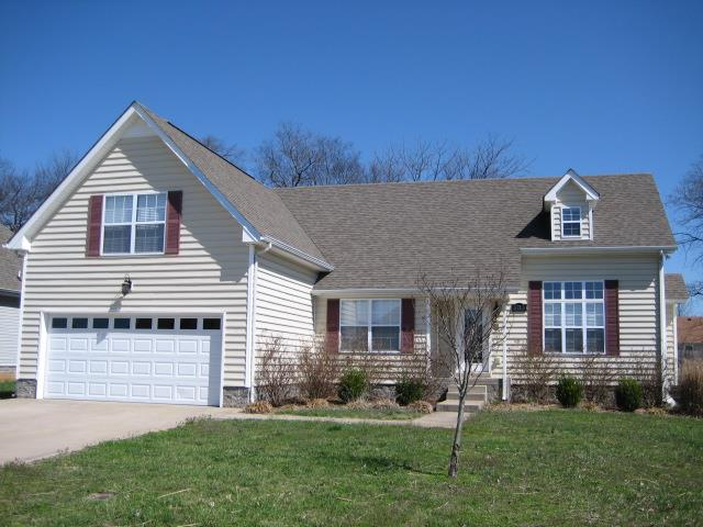 Rental Homes for Rent, ListingId:34598437, location: 3713 Kendra Ct Clarksville 37040