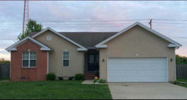 Rental Homes for Rent, ListingId:34598064, location: 420 TALON DRIVE Hopkinsville 42240