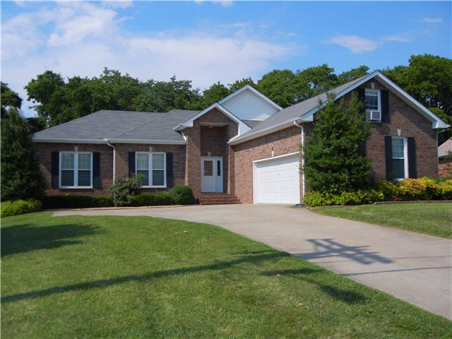 Rental Homes for Rent, ListingId:34653609, location: 200 Cheshire Road Clarksville 37043
