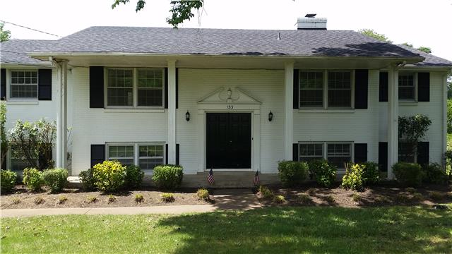 Rental Homes for Rent, ListingId:34653461, location: 133 Riviera Drive Hendersonville 37075