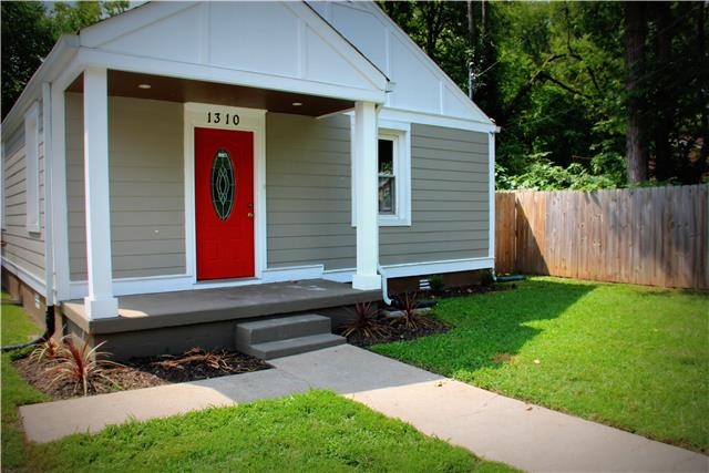 Rental Homes for Rent, ListingId:34693307, location: 1310 Jones Nashville 37207