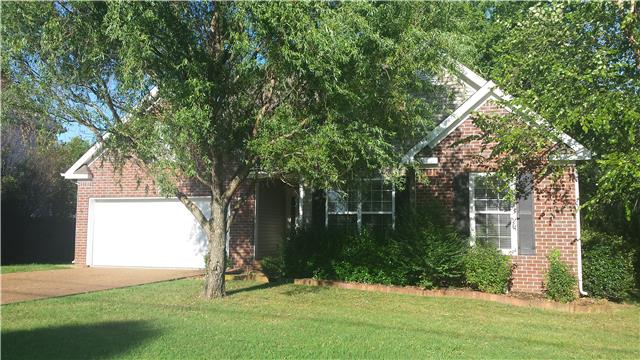 Rental Homes for Rent, ListingId:34691708, location: 2804 Rippavilla Way Spring Hill 37174