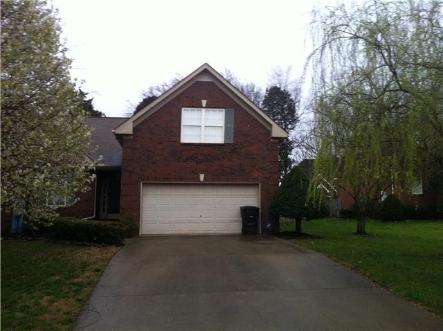 Rental Homes for Rent, ListingId:34692839, location: 3007 Wentworth Ct Murfreesboro 37127
