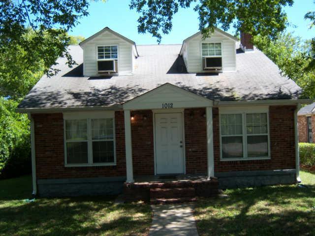 Rental Homes for Rent, ListingId:34736764, location: 1012D 32nd Ave N Nashville 37209