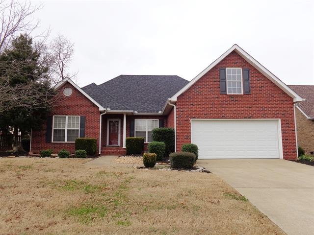 Rental Homes for Rent, ListingId:34868206, location: 2836 Vicwood Drive Murfreesboro 37128