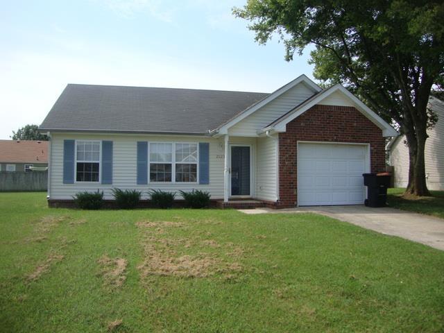 Rental Homes for Rent, ListingId:34868127, location: 2823 Castlerea Drive Murfreesboro 37128