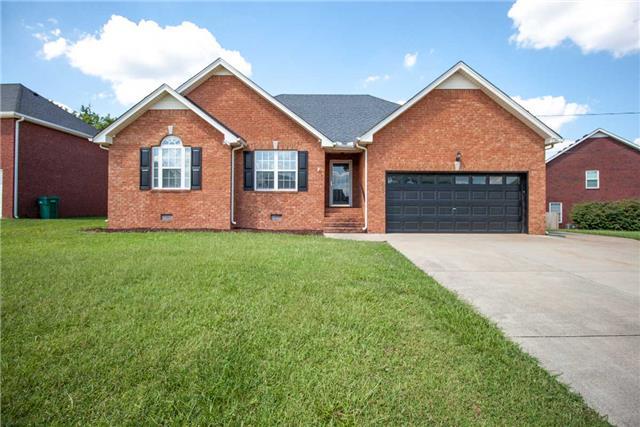 Rental Homes for Rent, ListingId:34888428, location: 643 Glenties Dr Smyrna 37167