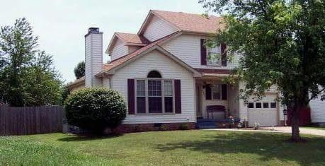Rental Homes for Rent, ListingId:34907843, location: 1207 Parkview Dr. Clarksville 37042