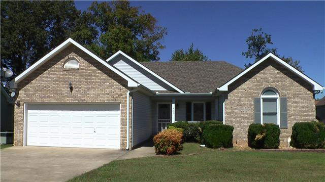 Rental Homes for Rent, ListingId:34955424, location: 413 Cyprus Court Clarksville 37040