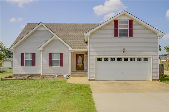 1206 Snoopy Dr, Clarksville, TN 37040