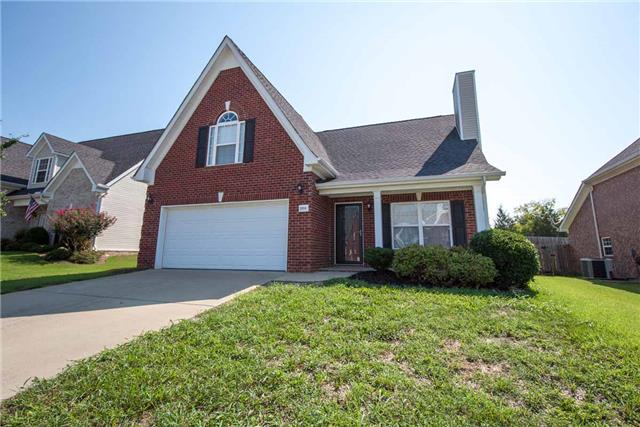 Rental Homes for Rent, ListingId:35052262, location: 2034 Fiona Way Spring Hill 37174