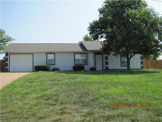 Rental Homes for Rent, ListingId:35073175, location: 916 Hugh Hunter Oak Grove 42262