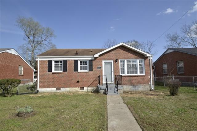 Rental Homes for Rent, ListingId:35092196, location: 805 Lischey Nashville 37207