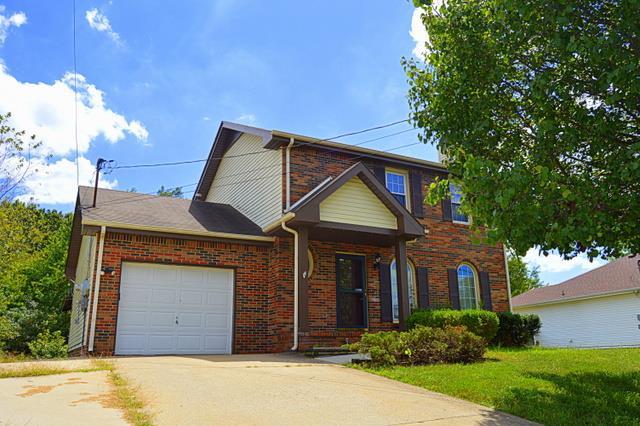 Rental Homes for Rent, ListingId:35108061, location: 3300 Mallard Drive Clarksville 37042