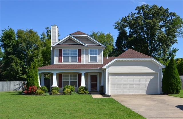 2696 Paradise Dr, Spring Hill, TN 37174