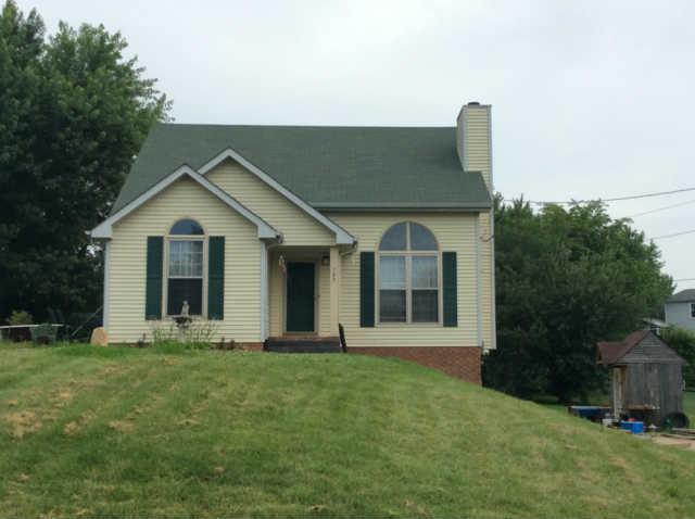 Rental Homes for Rent, ListingId:35159000, location: 725 Jace Drive Clarksville 37040