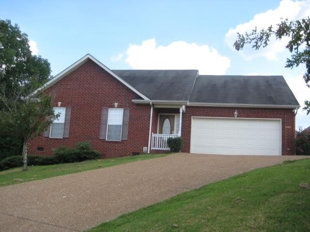 Rental Homes for Rent, ListingId:35200384, location: 1442 Saddle Crest Mt Juliet 37122