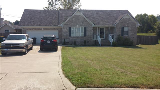 Rental Homes for Rent, ListingId:35257945, location: 3206 Nicole drive Spring Hill 37174