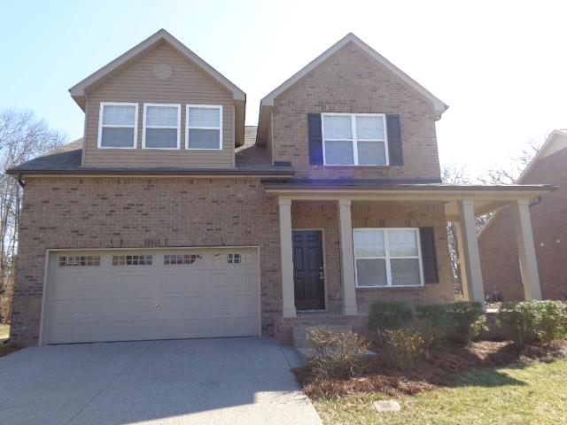 Rental Homes for Rent, ListingId:35300847, location: 610 Masters Way Mt Juliet 37122