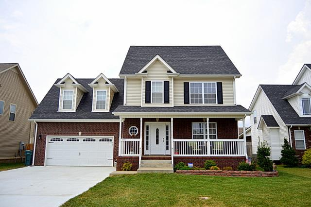 Rental Homes for Rent, ListingId:35323494, location: 3710 Tradewinds Terrace Clarksville 37040