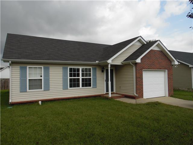 Rental Homes for Rent, ListingId:35343437, location: 2826 Castlerea Dr. Murfreesboro 37128