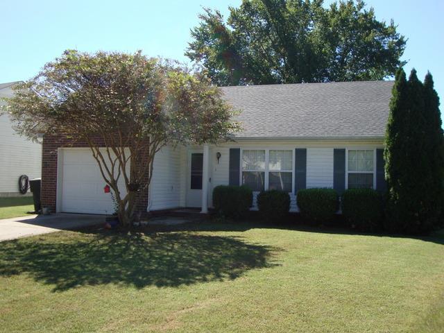 Rental Homes for Rent, ListingId:35391010, location: 3071 Roscommon Drive Murfreesboro 37128
