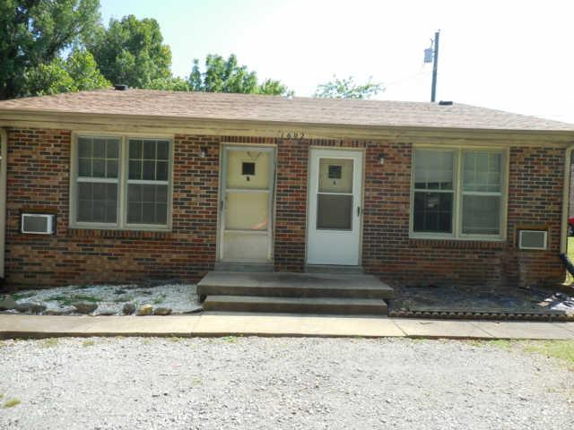 Rental Homes for Rent, ListingId:35967645, location: 1602 Paradise Hill Rd Clarksville 37043