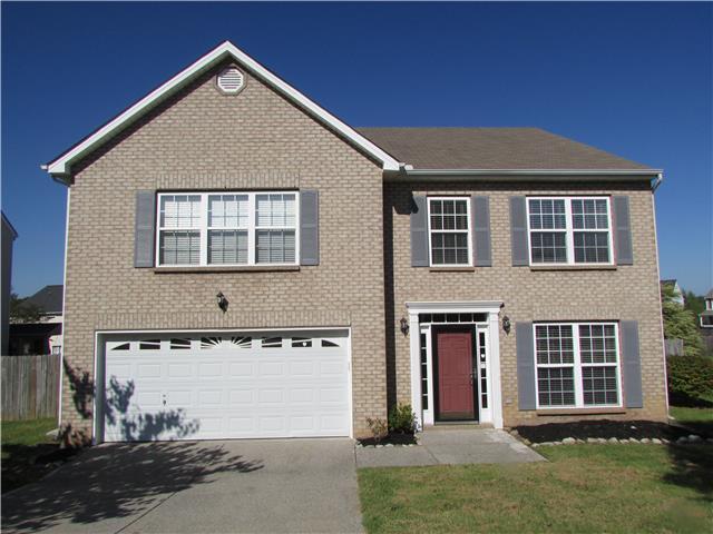 Rental Homes for Rent, ListingId:35410618, location: 1616 Harrison Way Spring Hill 37174