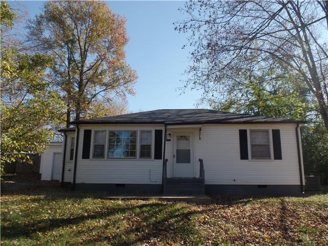 Rental Homes for Rent, ListingId:35462005, location: 875 Elwood Drive Clarksville 37040