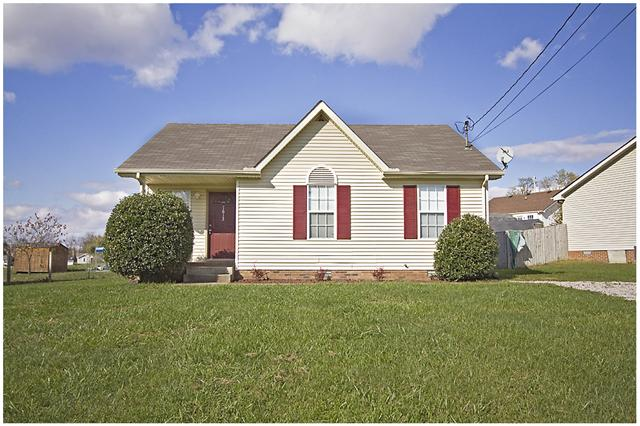 Rental Homes for Rent, ListingId:35513447, location: 1613 Hannibal Drive Oak Grove 42262