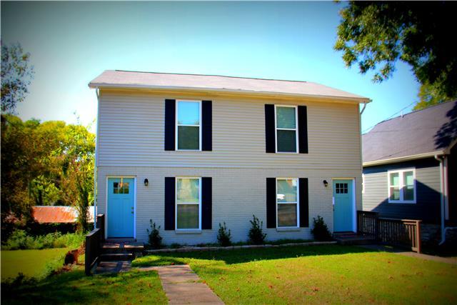 Rental Homes for Rent, ListingId:35497887, location: 1332B Meridian Nashville 37207
