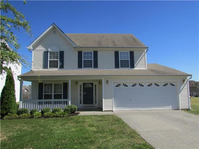 Rental Homes for Rent, ListingId:35513325, location: 1041 Vanguard Dr Spring Hill 37174