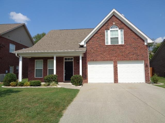 Rental Homes for Rent, ListingId:35513321, location: 2024 Silverton Circle Spring Hill 37174