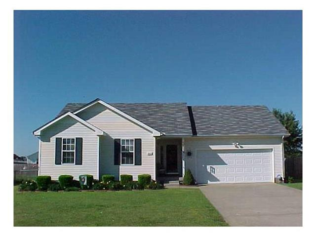 Rental Homes for Rent, ListingId:35513540, location: 3865 Roscommon Clarksville 37040
