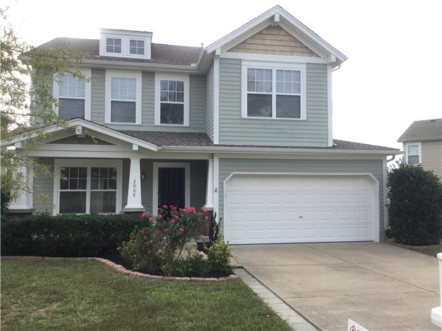 Rental Homes for Rent, ListingId:35551121, location: 2007 Blossom Valley Court Mt Juliet 37122