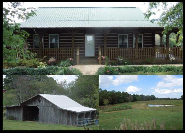 Image of Residential for Sale near Spencer, Tennessee, in Van Buren County: 20.2 acres