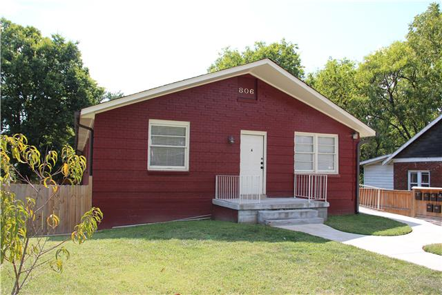 Rental Homes for Rent, ListingId:35580142, location: 806A Shelby Nashville 37206