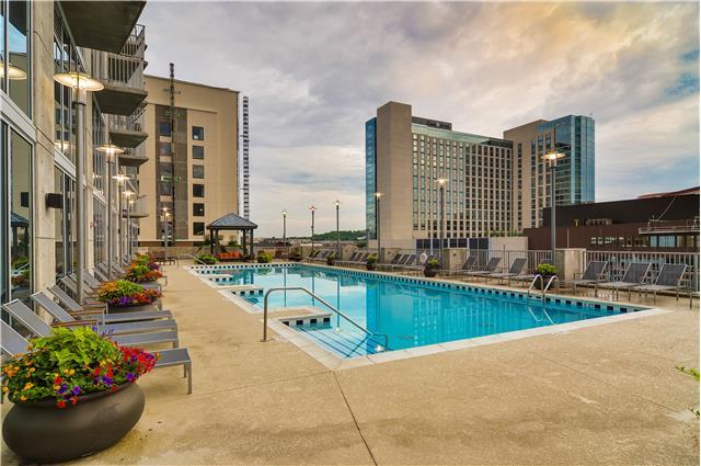 Rental Homes for Rent, ListingId:35580111, location: 301 Demonbreun Unit 1618 Nashville 37201