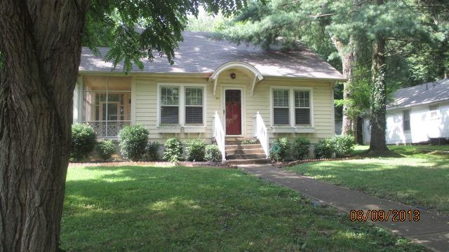 Rental Homes for Rent, ListingId:35967651, location: 223 Forbes Ave. Clarksville 37040