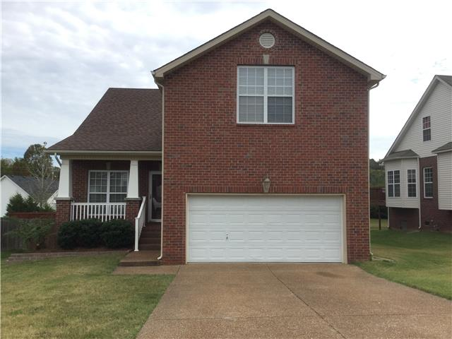 Rental Homes for Rent, ListingId:35614463, location: 1204 Saddle Brook Mt Juliet 37122