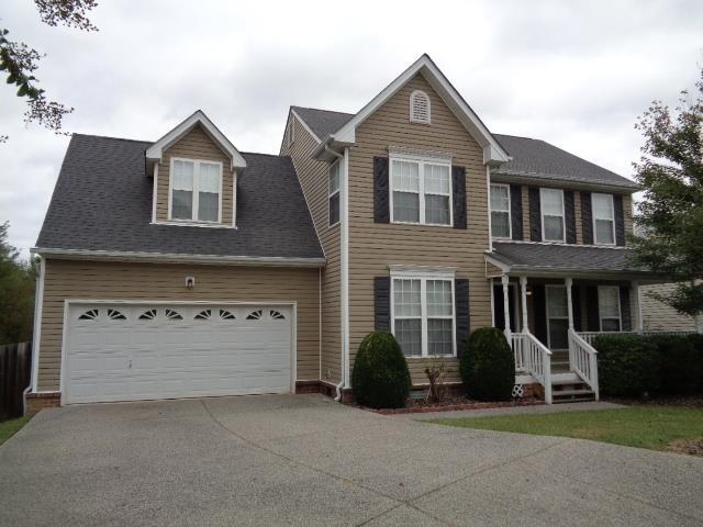 Rental Homes for Rent, ListingId:35614095, location: 1620 Harrison Way Spring Hill 37174